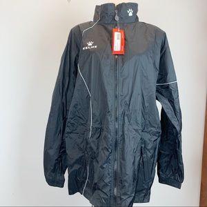 Kelme Garra rain jacket hooded athletic soccer